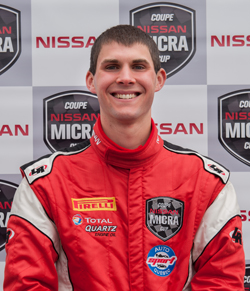 The Nissan Micra Cup Racers | Micra Cup | Nissan Canada
