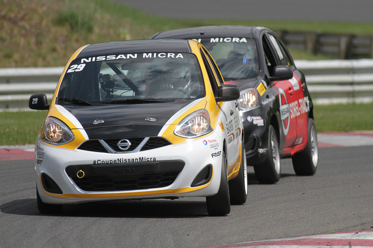Coupe Nissan Micra Cup in Photos, MAY 27 - MAY 29 | CIRCUIT MONT-TREMBLANT, QC - 11-170623131950
