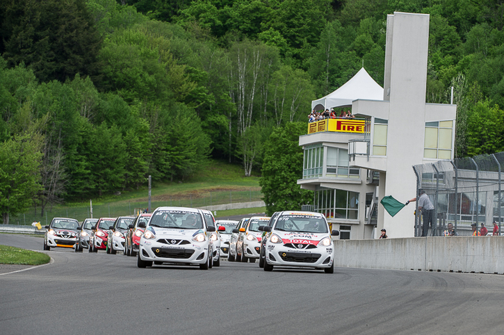 Coupe Nissan Micra Cup in Photos, MAY 27 - MAY 29 | CIRCUIT MONT-TREMBLANT, QC - 11-170623131951