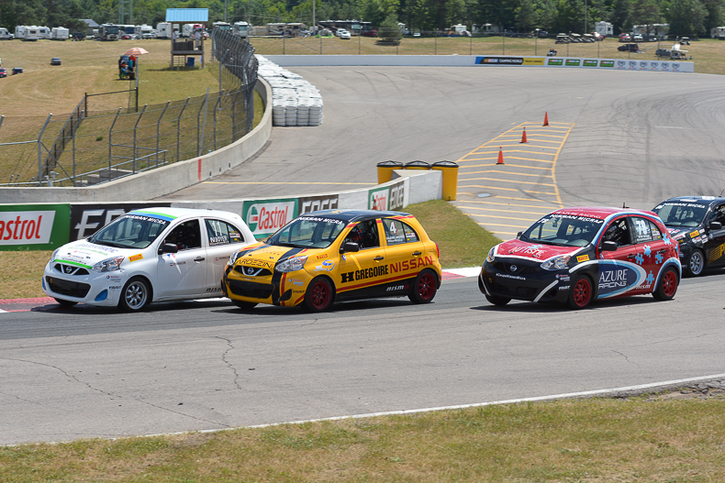 Coupe Nissan Micra Cup in Photos, JULY 7 - JULY 10 | CANADIAN TIRE MOTORSPORT PARK, ON - 13-170623132205