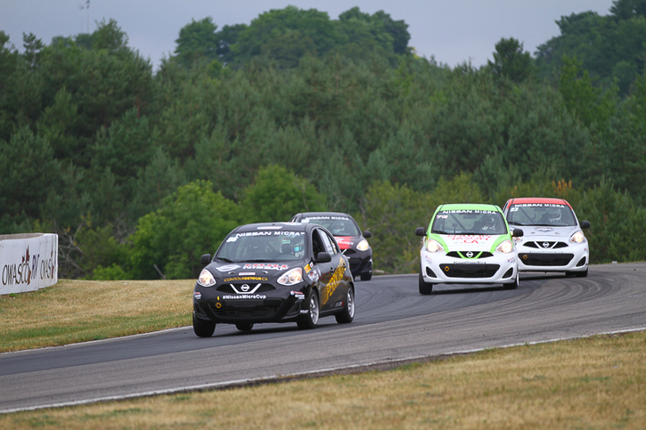 Coupe Nissan Micra Cup