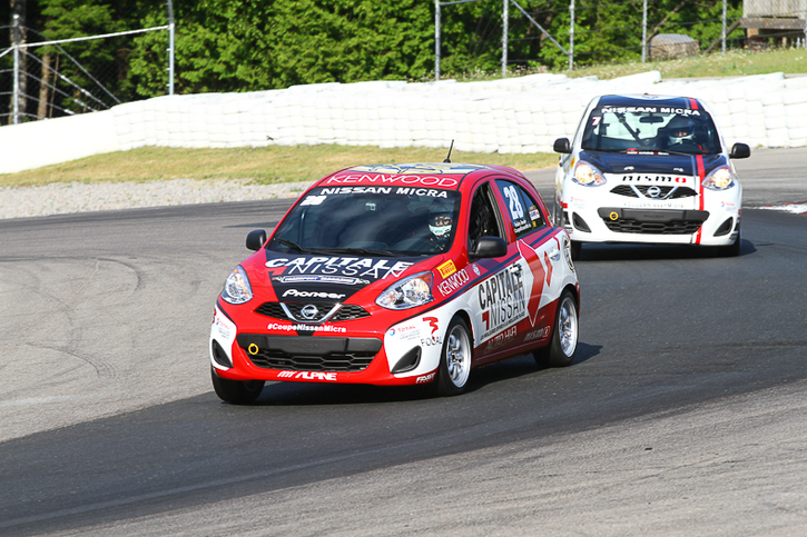 Coupe Nissan Micra Cup in Photos, JULY 7 - JULY 10 | CANADIAN TIRE MOTORSPORT PARK, ON - 13-170623132206