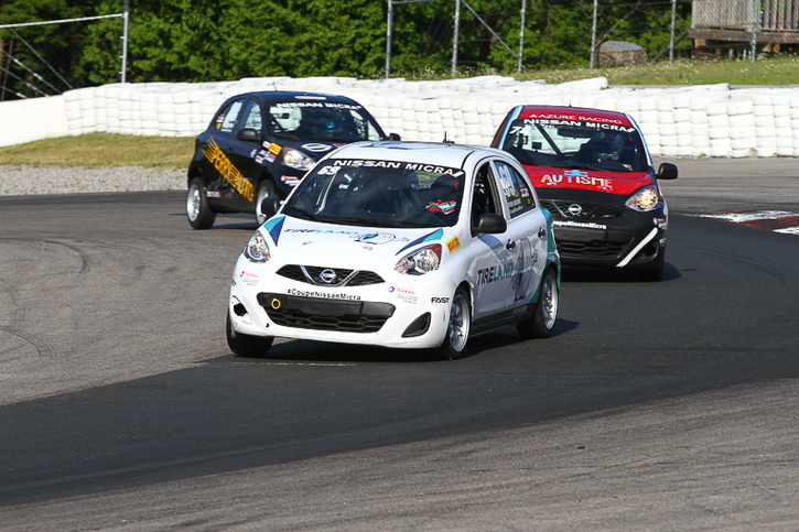 Coupe Nissan Micra Cup in Photos, JULY 7 - JULY 10 | CANADIAN TIRE MOTORSPORT PARK, ON - 13-170623132207