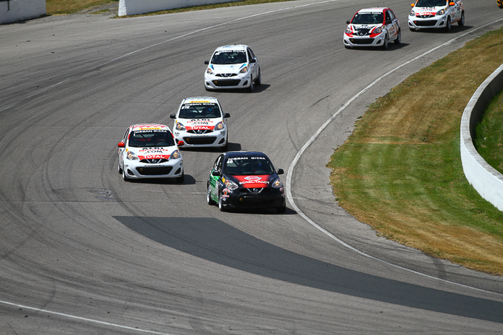 Coupe Nissan Micra Cup in Photos, JULY 7 - JULY 10 | CANADIAN TIRE MOTORSPORT PARK, ON - 13-1706231322080