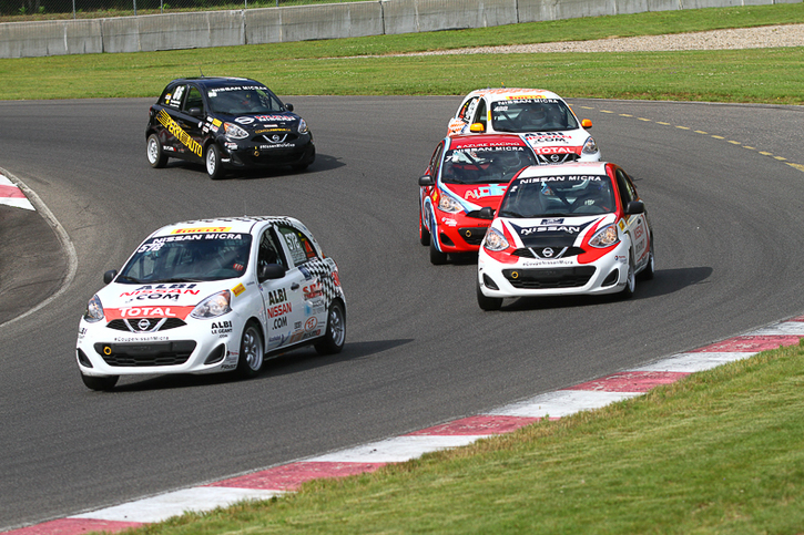 Coupe Nissan Micra Cup in Photos, JULY 22 - JULY 24 | CIRCUIT MONT-TREMBLANT, QC - 14-170623132300