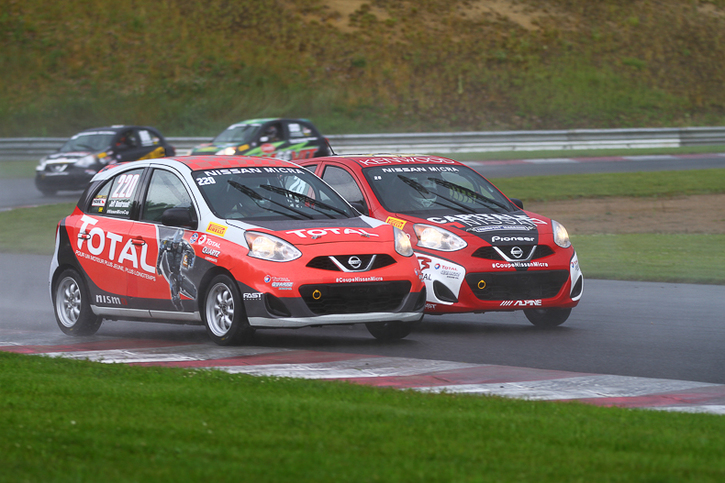 Coupe Nissan Micra Cup in Photos, JULY 22 - JULY 24 | CIRCUIT MONT-TREMBLANT, QC - 14-1706231323010