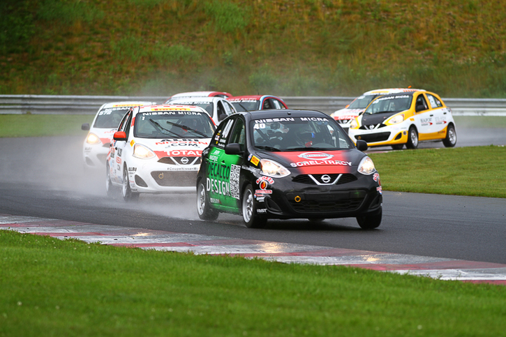 Coupe Nissan Micra Cup in Photos, JULY 22 - JULY 24 | CIRCUIT MONT-TREMBLANT, QC - 14-170623132301