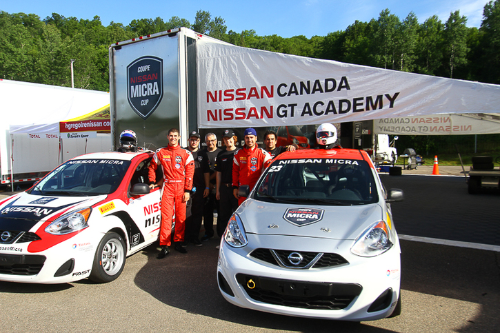 Coupe Nissan Micra Cup in Photos, JULY 22 - JULY 24 | CIRCUIT MONT-TREMBLANT, QC - 14-1706231323020