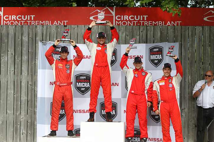 Coupe Nissan Micra Cup in Photos, JULY 22 - JULY 24 | CIRCUIT MONT-TREMBLANT, QC - 14-1706231323030