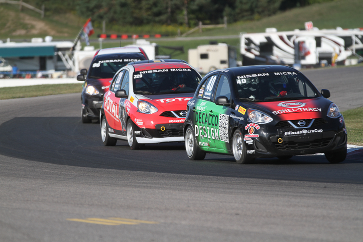Coupe Nissan Micra Cup in Photos, SEPT. 2 - SEPT. 4 | CANADIAN TIRE MOTORSPORT PARK, ON - 17-170623132618
