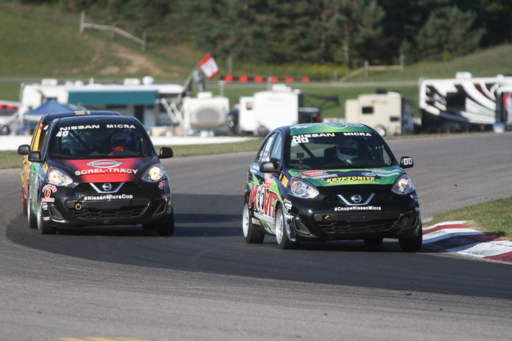 Coupe Nissan Micra Cup in Photos, SEPT. 2 - SEPT. 4 | CANADIAN TIRE MOTORSPORT PARK, ON - 17-1706231326190