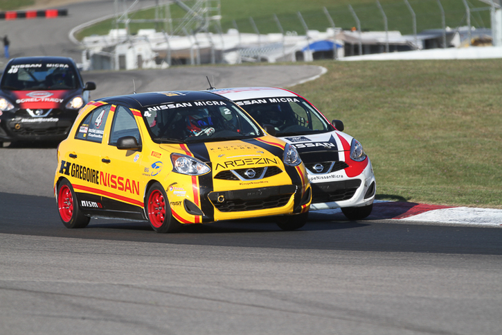 Coupe Nissan Micra Cup in Photos, SEPT. 2 - SEPT. 4 | CANADIAN TIRE MOTORSPORT PARK, ON - 17-170623132619