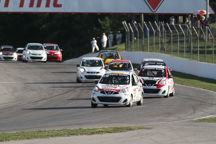 Coupe Nissan Micra Cup in Photos, SEPT. 2 - SEPT. 4 | CANADIAN TIRE MOTORSPORT PARK, ON - 17-1706231326200