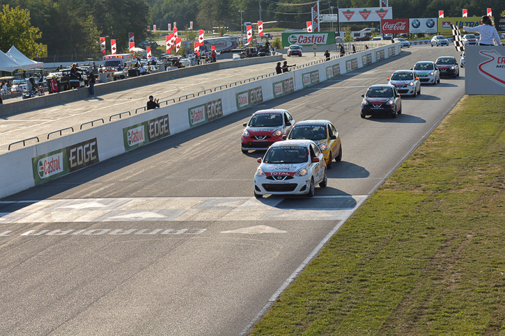 Coupe Nissan Micra Cup in Photos, SEPT. 2 - SEPT. 4 | CANADIAN TIRE MOTORSPORT PARK, ON - 17-1706231326210