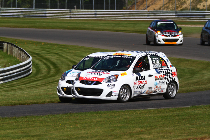 Coupe Nissan Micra Cup in Photos, SEPT. 23 - SEPT. 25 | CIRCUIT MONT-TREMBLANT, QC - 18-170623132714