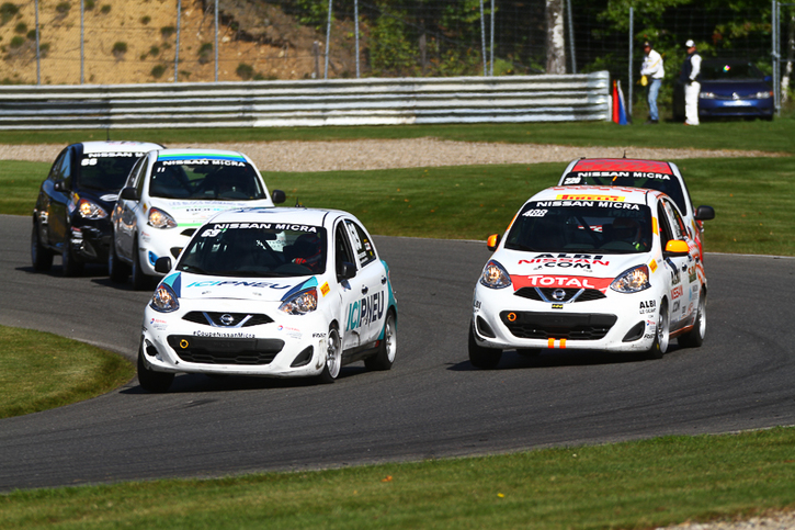 Coupe Nissan Micra Cup in Photos, SEPT. 23 - SEPT. 25 | CIRCUIT MONT-TREMBLANT, QC - 18-170623132715