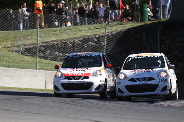 Coupe Nissan Micra Cup in Photos, SEPT. 23 - SEPT. 25 | CIRCUIT MONT-TREMBLANT, QC - 18-1706231327160