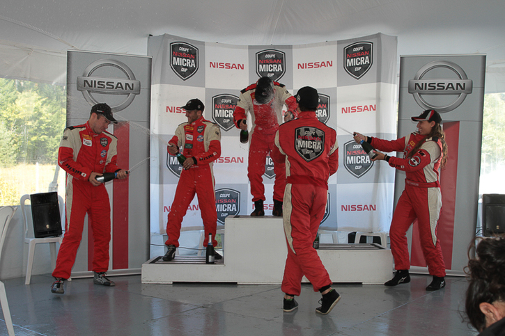Coupe Nissan Micra Cup in Photos, SEPT. 23 - SEPT. 25 | CIRCUIT MONT-TREMBLANT, QC - 18-1706231327170