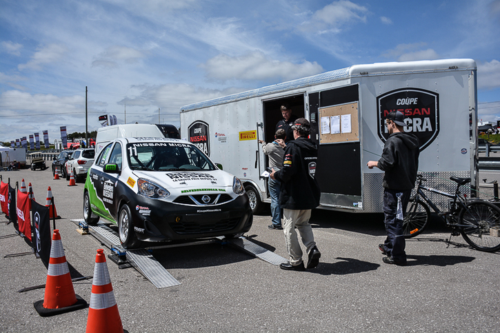 Coupe Nissan Micra Cup in Photos, MAY 19 - MAY 21 | CANADIAN TIRE MOTORSPORT PARK, ON - 19-170623133020