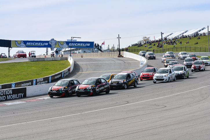 Coupe Nissan Micra Cup in Photos, MAY 19 - MAY 21 | CANADIAN TIRE MOTORSPORT PARK, ON - 19-170623133021