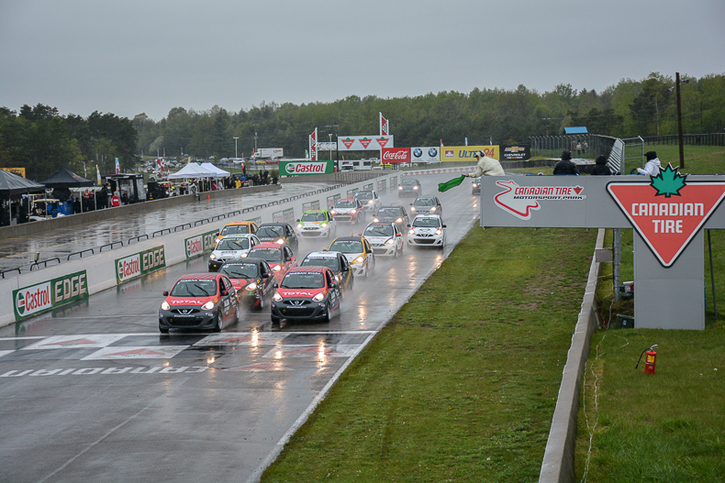 Coupe Nissan Micra Cup in Photos, MAY 19 - MAY 21 | CANADIAN TIRE MOTORSPORT PARK, ON - 19-1706231330220