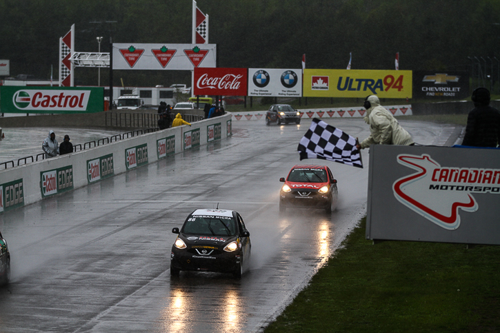 Coupe Nissan Micra Cup in Photos, MAY 19 - MAY 21 | CANADIAN TIRE MOTORSPORT PARK, ON - 19-1706231330230