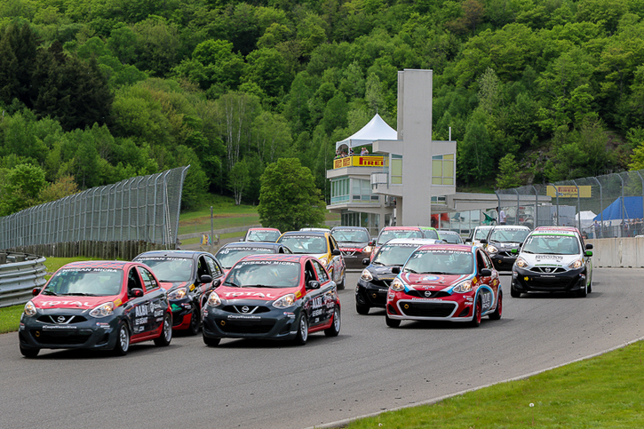 Coupe Nissan Sentra Cup in Photos, MAY 26 - MAY 28 | CIRCUIT MONT-TREMBLANT, QC - 20-170623133114