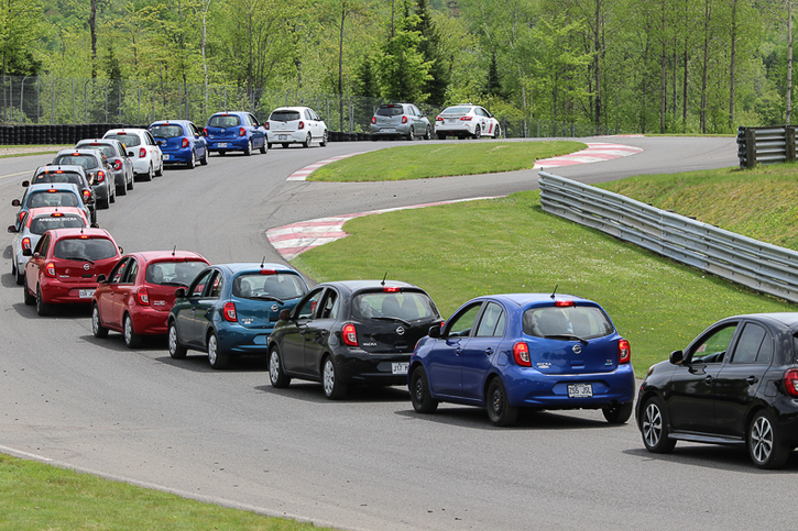 Coupe Nissan Micra Cup in Photos, MAY 26 - MAY 28 | CIRCUIT MONT-TREMBLANT, QC - 20-170623133114