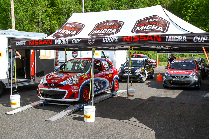 Coupe Nissan Micra Cup in Photos, MAY 26 - MAY 28 | CIRCUIT MONT-TREMBLANT, QC - 20-170623133115