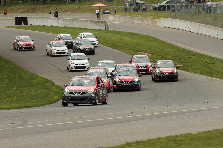 Coupe Nissan Sentra Cup in Photos, MAY 26 - MAY 28 | CIRCUIT MONT-TREMBLANT, QC - 20-1706231331160