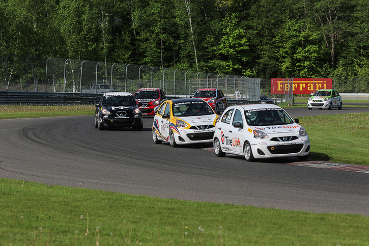 Coupe Nissan Micra Cup in Photos, MAY 26 - MAY 28 | CIRCUIT MONT-TREMBLANT, QC - 20-1706231331170