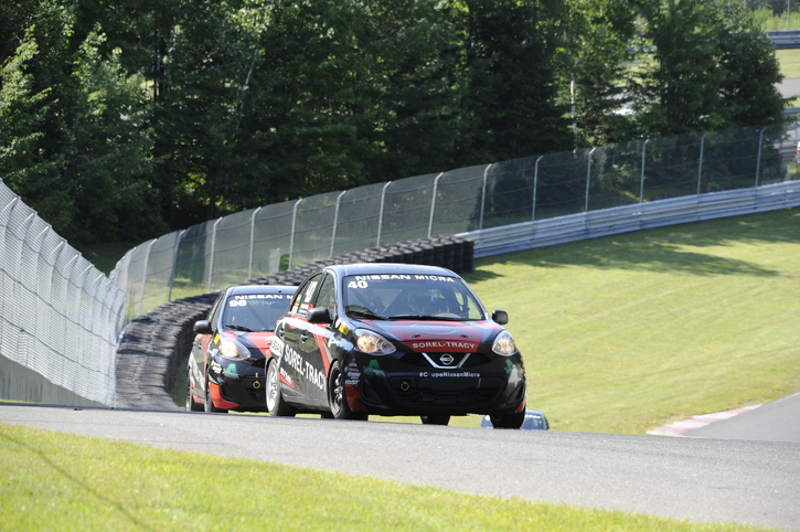 Coupe Nissan Sentra Cup in Photos, JULY 21 - JULY 23 | CIRCUIT MONT-TREMBLANT, QC - 21-170724105642