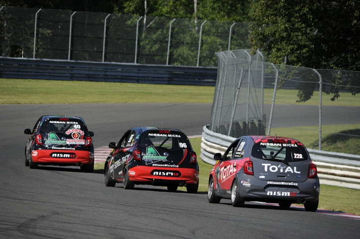 Coupe Nissan Sentra Cup in Photos, JULY 21 - JULY 23 | CIRCUIT MONT-TREMBLANT, QC - 21-170724105644