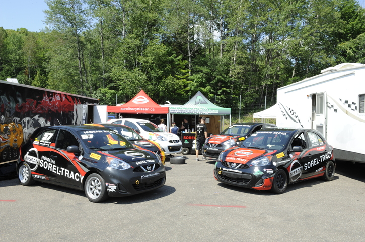 Coupe Nissan Sentra Cup in Photos, JULY 21 - JULY 23 | CIRCUIT MONT-TREMBLANT, QC - 21-170724105652