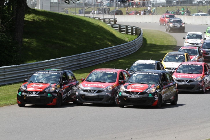 Coupe Nissan Sentra Cup in Photos, JULY 21 - JULY 23 | CIRCUIT MONT-TREMBLANT, QC - 21-1707241056580