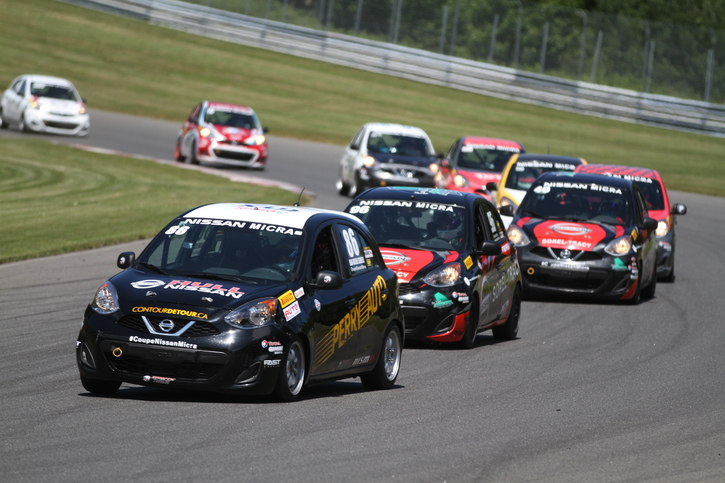 Coupe Nissan Sentra Cup in Photos, JULY 21 - JULY 23 | CIRCUIT MONT-TREMBLANT, QC - 21-170724105809