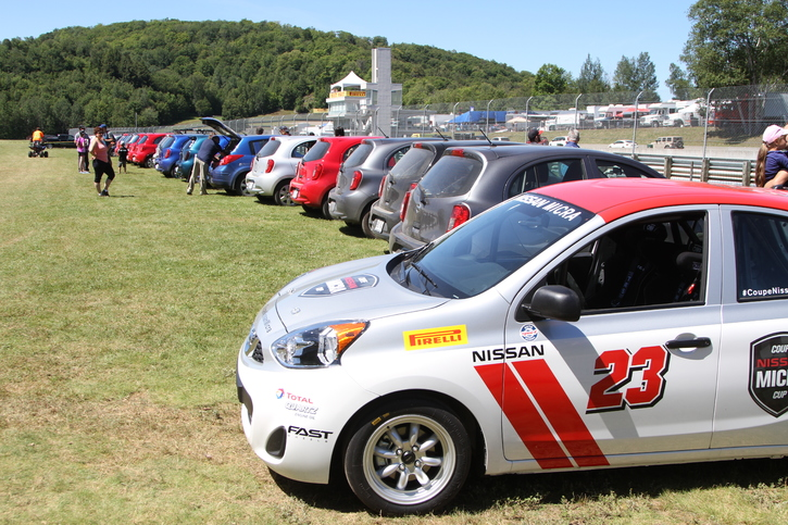 Coupe Nissan Sentra Cup in Photos, JULY 21 - JULY 23 | CIRCUIT MONT-TREMBLANT, QC - 21-170724105814