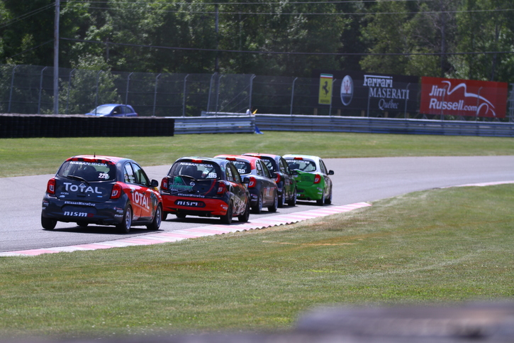 Coupe Nissan Sentra Cup in Photos, JULY 21 - JULY 23 | CIRCUIT MONT-TREMBLANT, QC - 21-170724105817