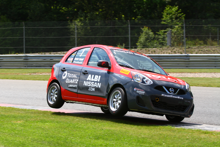 Coupe Nissan Sentra Cup in Photos, JULY 21 - JULY 23 | CIRCUIT MONT-TREMBLANT, QC - 21-170724110038
