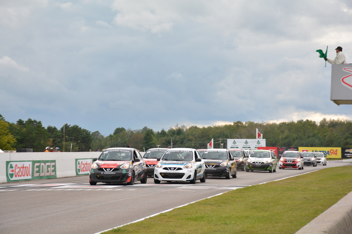 Coupe Nissan Sentra Cup in Photos, September 1 - 3 | CANADIAN TIRE MOTORSPORT PARK, ON - 24-170905043401