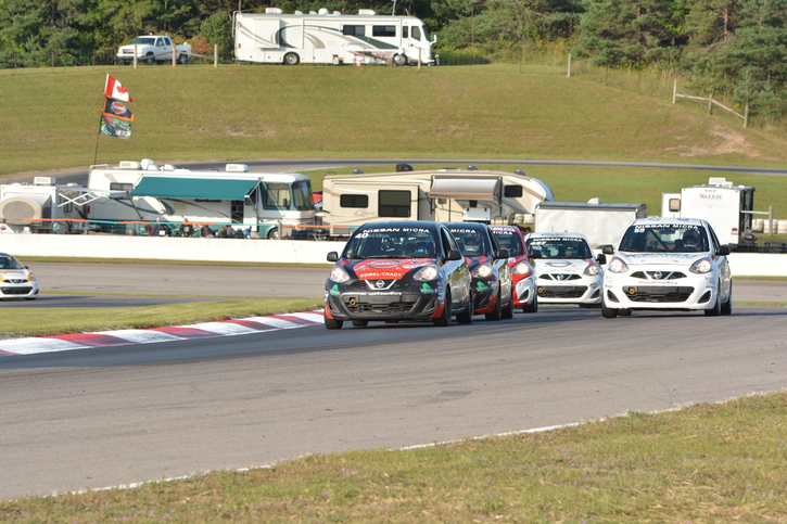 Coupe Nissan Sentra Cup in Photos, September 1 - 3 | CANADIAN TIRE MOTORSPORT PARK, ON - 24-170905043411
