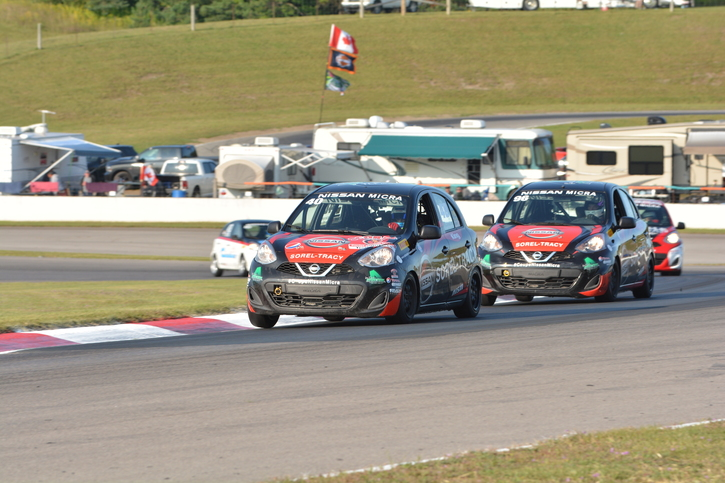 Coupe Nissan Sentra Cup in Photos, September 1 - 3 | CANADIAN TIRE MOTORSPORT PARK, ON - 24-170905043413