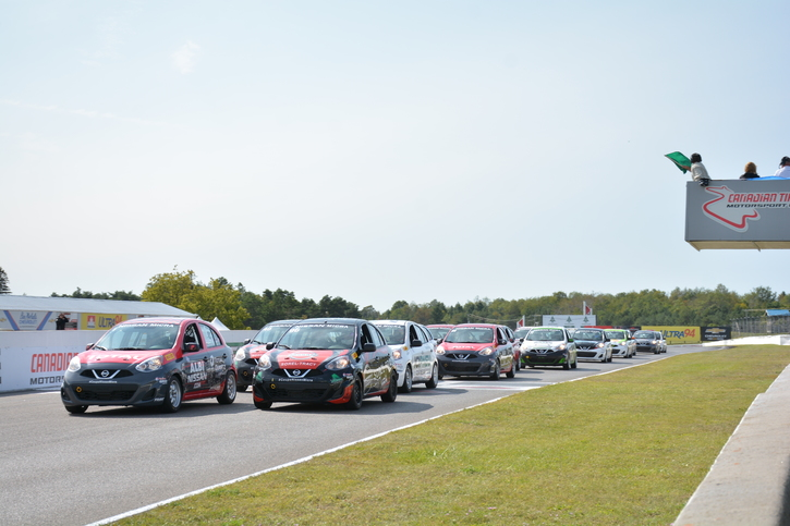 Coupe Nissan Sentra Cup in Photos, September 1 - 3 | CANADIAN TIRE MOTORSPORT PARK, ON - 24-170905043511