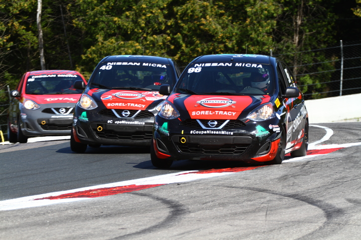 Coupe Nissan Sentra Cup in Photos, September 1 - 3 | CANADIAN TIRE MOTORSPORT PARK, ON - 24-170905043520