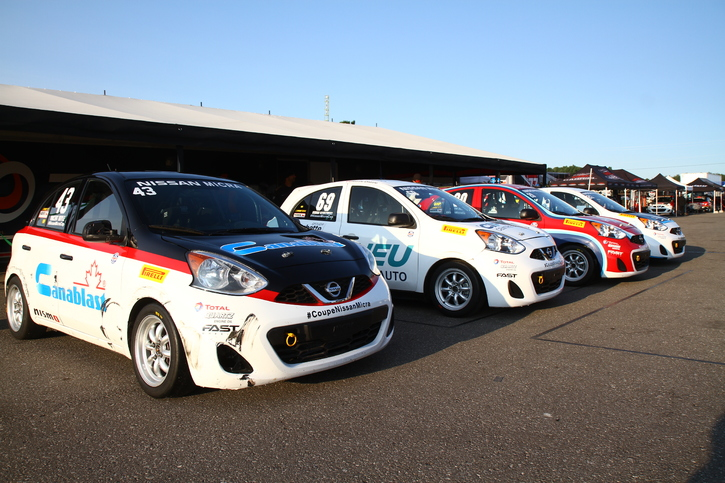 Coupe Nissan Sentra Cup in Photos, September 1 - 3 | CANADIAN TIRE MOTORSPORT PARK, ON - 24-170905043546