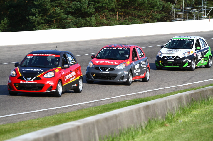 Coupe Nissan Sentra Cup in Photos, September 1 - 3 | CANADIAN TIRE MOTORSPORT PARK, ON - 24-170905043548