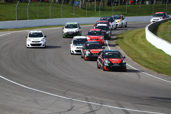 Coupe Nissan Sentra Cup in Photos, September 1 - 3 | CANADIAN TIRE MOTORSPORT PARK, ON - 24-170905043549
