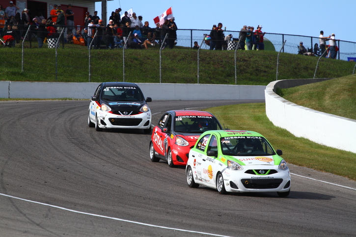 Coupe Nissan Sentra Cup in Photos, September 1 - 3 | CANADIAN TIRE MOTORSPORT PARK, ON - 24-170905043551
