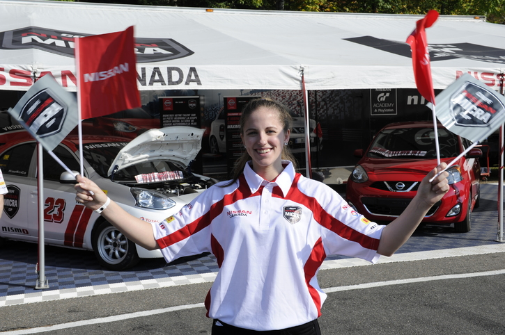Coupe Nissan Sentra Cup in Photos, SEPTEMBER 22 - 24  | CIRCUIT MONT-TREMBLANT, QC - 25-170925134907