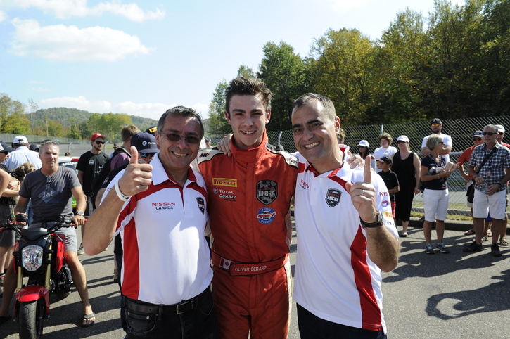 Coupe Nissan Sentra Cup in Photos, SEPTEMBER 22 - 24  | CIRCUIT MONT-TREMBLANT, QC - 25-170925134913